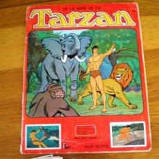 Coleccionismo Cromos antiguos: ÁLBUM 'TARZÁN' (FHER / PANRICO 1979) - PIDE TUS FALTAS DESDE 0'50. Lote 58227326