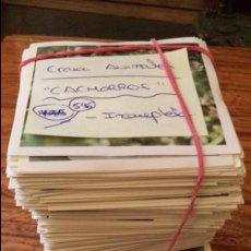 Coleccionismo Cromos antiguos: CROMOS COLECCION CACHORROS CROMOS DE ANIMALES EDICIONES MILANO LOTE DE 480 CROMOS. Lote 40704678