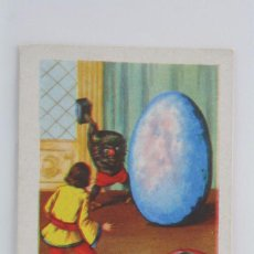 Coleccionismo Cromos antiguos: ANTIGUO CROMO DE CHOCOLATES SOLSONA - LA PRINCESA PERLITA. Nº 22 - 10,5 X 7,5 CM. Lote 136568914