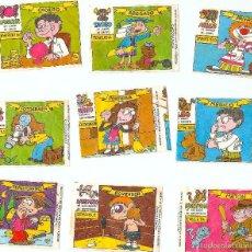 Coleccionismo Cromos antiguos: CHICLE NIÑA CROMOS HORÓSCOPO PROFESIONES. 13 CROMOS. Lote 58473693
