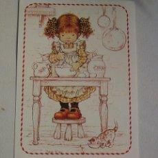 Coleccionismo Cromos antiguos: CROMO STICKERS DE SARAH KAY PRIMERA COLECCIÓN DE LA DÉCADA DE LOS 80 CROMO Nº 51. Lote 143108949