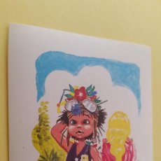 Coleccionismo Cromos antiguos: CROMO LOVELY BOOK (MILANO EDICIONES 1989) - Nº 86. Lote 59045205