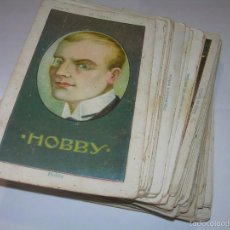 Coleccionismo Cromos antiguos: CROMOS CHOCOLATES AMATLLER.. Lote 59924991
