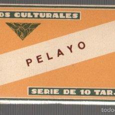 Coleccionismo Cromos antiguos: CROMOS CULTURALES PELAYO. SERIE DE 10. Nº 22. EDICIONES BARSAL. Lote 60056999