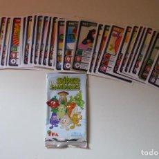 Coleccionismo Cromos antiguos: LOTE DE CARTAS LOS SUPER SALUDABLES GRUPO IFA. Lote 61983676