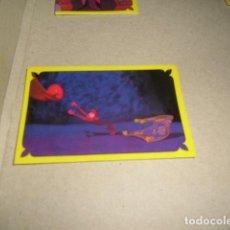Coleccionismo Cromos antiguos: CROMO SIN PEGAR PANINI DISNEY DISNEY`S ALADDIN Nº 75. Lote 70331969