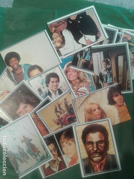 LOTE CINCUENTA CROMOS DIVERSAS COLECCIONES FIN '70 Y COMIENZOS '80, EN BUEN ESTADO (Coleccionismo - Cromos y Álbumes - Cromos Antiguos)