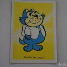 CROMO DE:DON GATO,(SIN PEGAR),Nº2,AÑO 1983,DEL ALBUM,DON GATO,DE LISEL