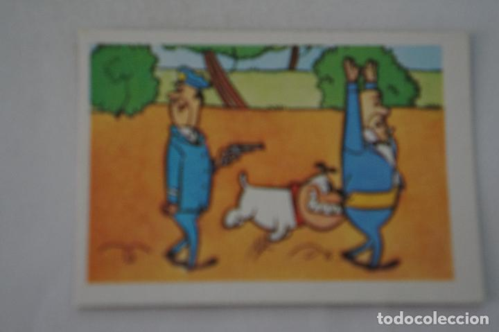 CROMO DE:DON GATO,(SIN PEGAR),Nº 29,AÑO 1983,DEL ALBUM,DON GATO,DE LISEL (Collectable Paper - Stickers and Sticker Albums - Stickers)