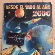 Coleccionismo Cromos antiguos: DESDE EL 1800 AL AÑO 2000, LOTE DE 58 CROMOS, TAMBIÉN SUELTOS A 1€. Lote 72291135
