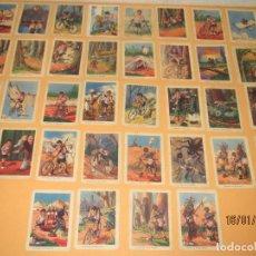 Coleccionismo Cromos antiguos: COLECCIÓN CROMOS *LAS HAZAÑAS DE PEDALITO* DE CHOCOLATE BARBERAN MARCA SAN PEDRO DE ZARAGOZA . Lote 72847959