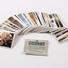 Coleccionismo Cromos antiguos: CROMOS SUELTOS LOS GOONIES - PACOSA DOS. Lote 73545978