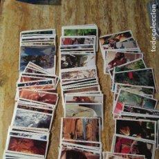 Colecionismo Cromos antigos: LOTE 98 PANINI CROMOS CONGO NUNCA PEGADOS . 157 DIFERENTES. Lote 73566927