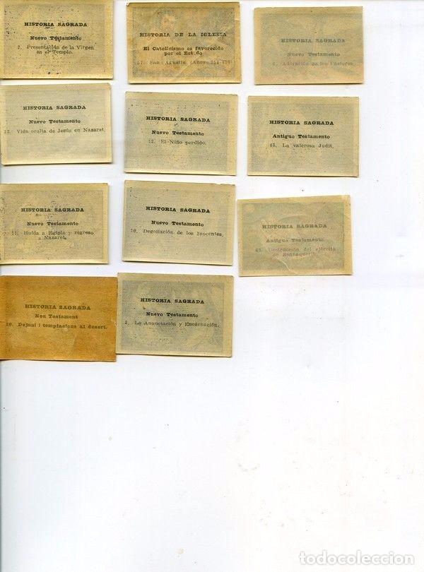 Coleccionismo Cromos antiguos: -LOTE DE 92 CROMOS DE CROPAN ,MEGATON , DANONE, MATUTANO, FHER, PANTERA ROSA, ONDINA NESTLE - Foto 10 - 73805711