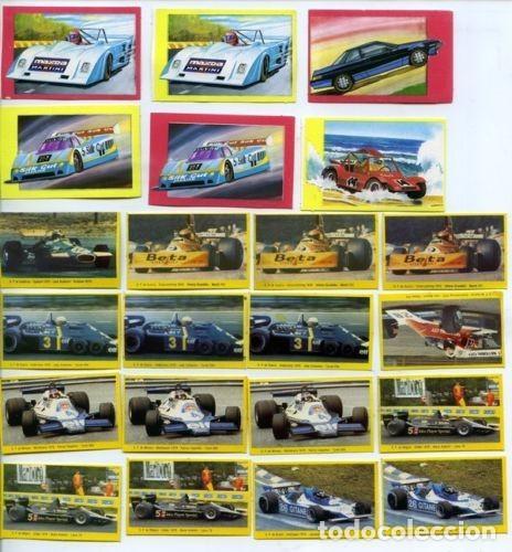 Coleccionismo Cromos antiguos: -LOTE DE 92 CROMOS DE CROPAN ,MEGATON , DANONE, MATUTANO, FHER, PANTERA ROSA, ONDINA NESTLE - Foto 11 - 73805711