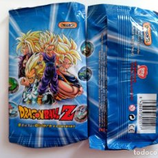 Coleccionismo Cromos antiguos: DRAGON BALL BOLA DE DRAGON GLIDERS EMPTY BOOSTER SOBRE ENVOLTORIO. Lote 144908945