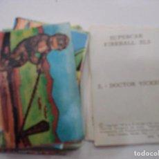 Coleccionismo Cromos antiguos: SUPERCAR FIREBALL XL5 CROMOS SUELTOS. Lote 77098437