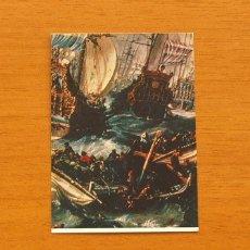 Coleccionismo Cromos antiguos: EL MUNDO EN GUERRA A TRAVÉS DE LA HISTORIA - Nº 62 - EDITORIAL MAGA 1979 - NUNCA PEGADO. Lote 194262351