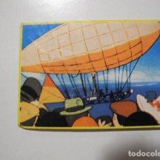 Coleccionismo Cromos antiguos: CROMO DE LOS APENINOS A LOS ANDES DANONE N. 64. Lote 77510505