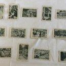 Coleccionismo Cromos antiguos: ANTIGUA COLECCION DE CROMOS DE LA GUERRA ENTRE ITALIA Y ABISINIA - CHOCOLATES LA CAMPANA DE JAIME P. Lote 77875589