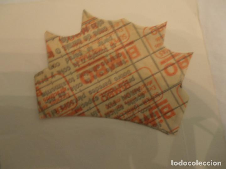 Cromo pegatina pastelitos bimbo super emblemas - Vendido en