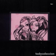 Coleccionismo Cromos antiguos: MONSTER HIGH 2012 Nº 114. Lote 79793025