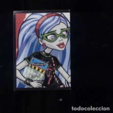 Coleccionismo Cromos antiguos: MONSTER HIGH 2012 Nº 48. Lote 79793437