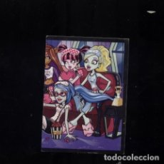 Coleccionismo Cromos antiguos: MONSTER HIGH 2012 Nº 133. Lote 79793513