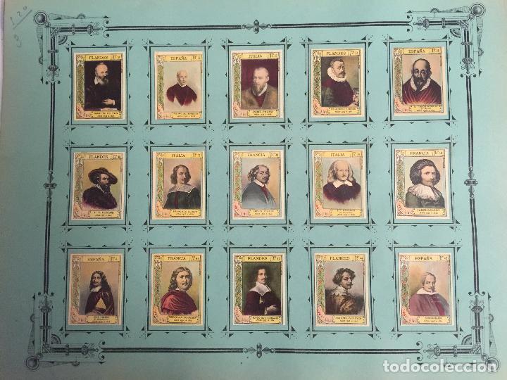 Coleccionismo Cromos antiguos: COLECCIÓN COMPLETA 75 FOTOTIPIAS SERIE 21 DE MUJERES CÉLEBRES. - Foto 4 - 80779086