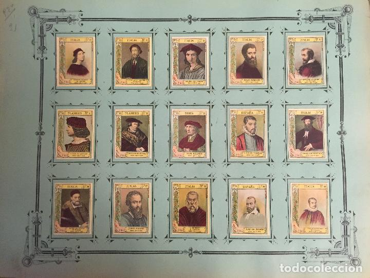 Coleccionismo Cromos antiguos: COLECCIÓN COMPLETA 75 FOTOTIPIAS SERIE 21 DE MUJERES CÉLEBRES. - Foto 5 - 80779086