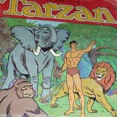 Coleccionismo Cromos antiguos: LOTE 3 CROMO CROMOS ALBUM TARZAN PANRICO. LEER. Lote 94709500