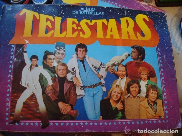 LOTE 3 CROMO CROMOS ALBUM TELESTARS 1978. LEER (Coleccionismo - Cromos y Álbumes - Cromos Antiguos)