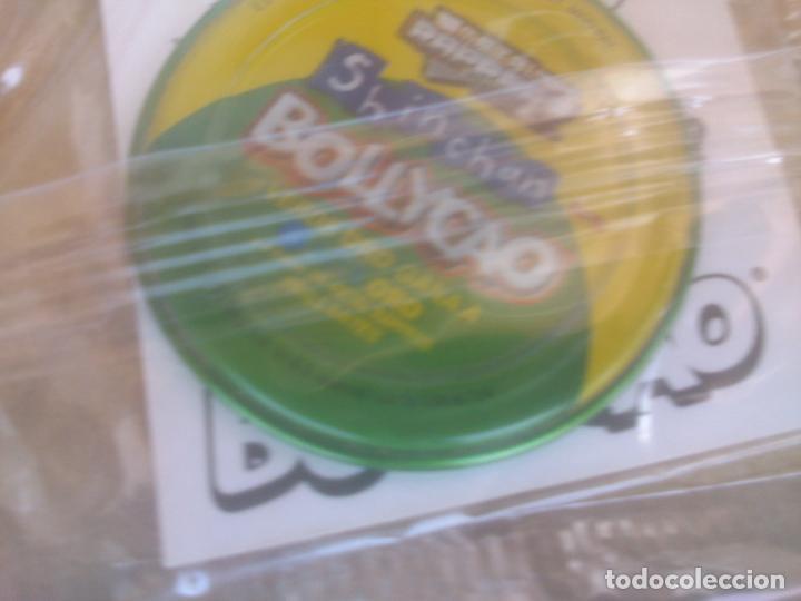 Coleccionismo Cromos antiguos: TAZOS bollycao metal rappers shinchan - Foto 2 - 220920068