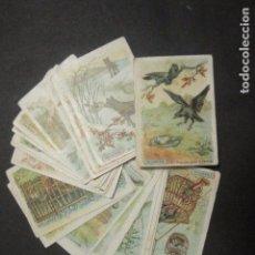 Coleccionismo Cromos antiguos: TRAMPAS - 20 CROMOS PUBLICIDAD VALENTER- FARMACIA - TONICO RECONSTITUYENTE -VER FOTOS-(V-10.703). Lote 84638812