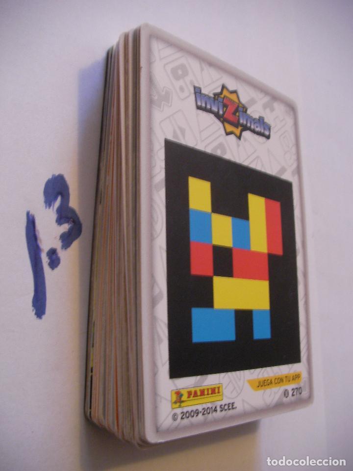 Coleccionismo Cromos antiguos: GRAN LOTE CARTAS INVIZIMALS - ENVIO INCLUIDO A ESPAÑA - Foto 2 - 86353104