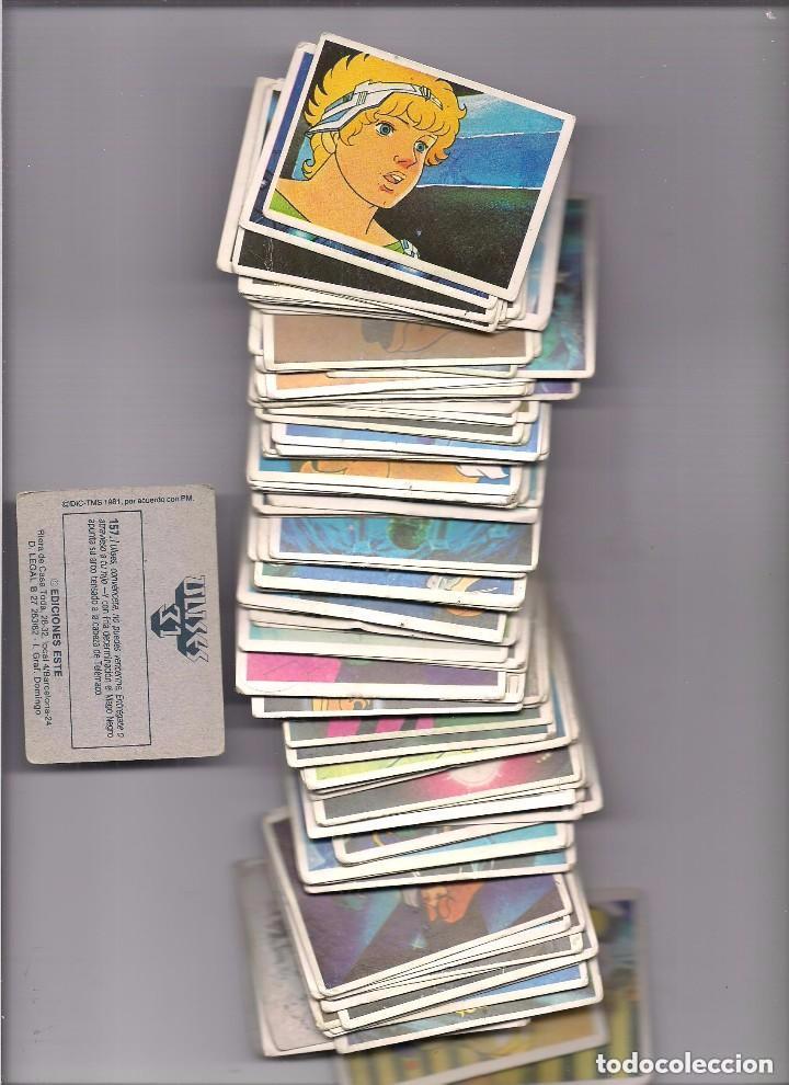 LOTE 113 CROMOS ULISES 31. EDICIONES ESTE (Coleccionismo - Cromos y Álbumes - Cromos Antiguos)