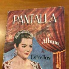 Coleccionismo Cromos antiguos: PANTALLA 93 CROMOS SE PUEDE LLEGAR A VENDER SUELTOS. Lote 87450168