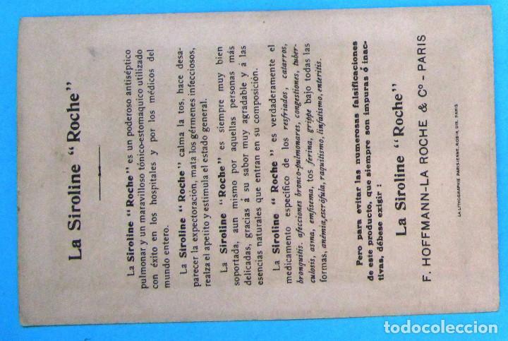 Coleccionismo Cromos antiguos: VÍA CRUCIS. XI ESTACIÓN. JESÚS ES CLAVADO A LA CRUZ. COLECCIÓN DE LA SIROLINE ROCHE. - Foto 2 - 90334980