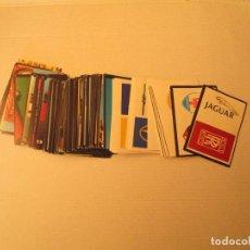 Coleccionismo Cromos antiguos: AUTOSTICK LINE LOTE DE MAS DE 200 CROMOS DIFERENTES. Lote 94207390