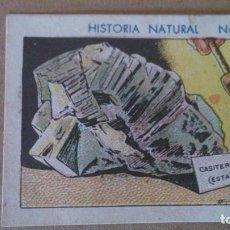 Coleccionismo Cromos antiguos: CROMO CHOCOLATE JUNCOSA, HISTÒRIA NATURAL N 312. Lote 95825511