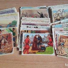 Coleccionismo Cromos antiguos: LOTE 95 CROMOS HISTORIA DE FRANCIA - NAPOLEON - RICHELIEU - JEAN DE LA FONTAINE IMPRIME CHAIX PARIS. Lote 96039023