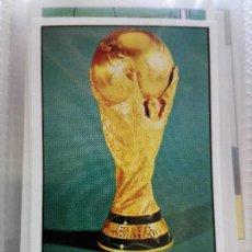 Coleccionismo Cromos antiguos: Nº 2 FIFA WORLD CUP **WORLD CUP STORY** PANINI (NUEVO NUNCA PEGADO). Lote 116175880