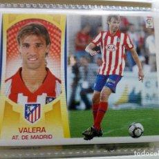 Collectionnisme Cartes à collectionner anciennes: VALERA (COLOCA) ATLETICO MADRID **LIGA ESTE 09 10** 2009 2010 CROMO NUEVO NUNCA PEGADO. Lote 97513151