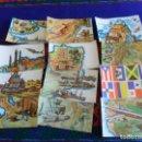 Coleccionismo Cromos antiguos: ATLAS ILUSTRADO NUESTRO MUNDO 1 CROMO 157 155 175 13 10 57 67 31 214 104 169 SIN PEGAR. BIMBO.. Lote 164935776