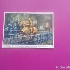Coleccionismo Cromos antiguos: CROMOS ANTIGUOS AÑOS 40/50 / GALLICROMO 6 /SERIE 6 / GALLINA BLANCA . Lote 98361939