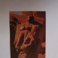Coleccionismo Cromos antiguos: FOTO CROMO SAN MILLAN DE LA COGOLLA SUSO SEPULCRO. LA RIOJA. Nº 107. TDKP12 . Lote 98543767