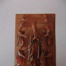 Coleccionismo Cromos antiguos: FOTO CROMO BRIEVA DE CAMEROS. PARROQUIAL ASUNCION CORONACION. LA RIOJA. Nº 124 TDKP12 . Lote 98544159