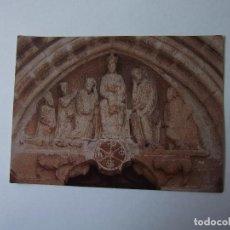 Coleccionismo Cromos antiguos: FOTO CROMO BAÑARES ERMITA DE SANTA MARIA DE LA ANTIGUA TIMPANO. LA RIOJA. Nº 105 TDKP12 . Lote 98544471