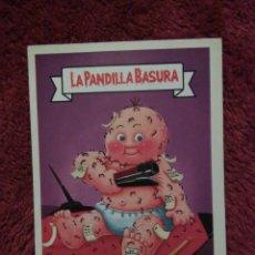 Coleccionismo Cromos antiguos: PANDILLA BASURA ALBUM AMARILLO NUMERO 236 GRAPITAS MERCEDITAS. Lote 98815583