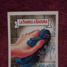 Coleccionismo Cromos antiguos: PANDILLA BASURA ALBUM AMARILLO NUMERO 225 ESPONJITA ISABELITA. Lote 98815647